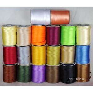 Lamówka atłasowa - 15mm - różne kolory