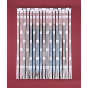 Makarony, panel z frędzli IRA 300 x 180cm