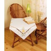 Obrus haftowany na ławe 50 x 100