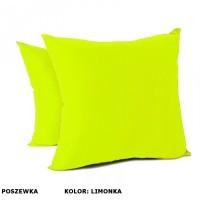 Poszewka na poduszkę Jasiek 50x50cm - limonka